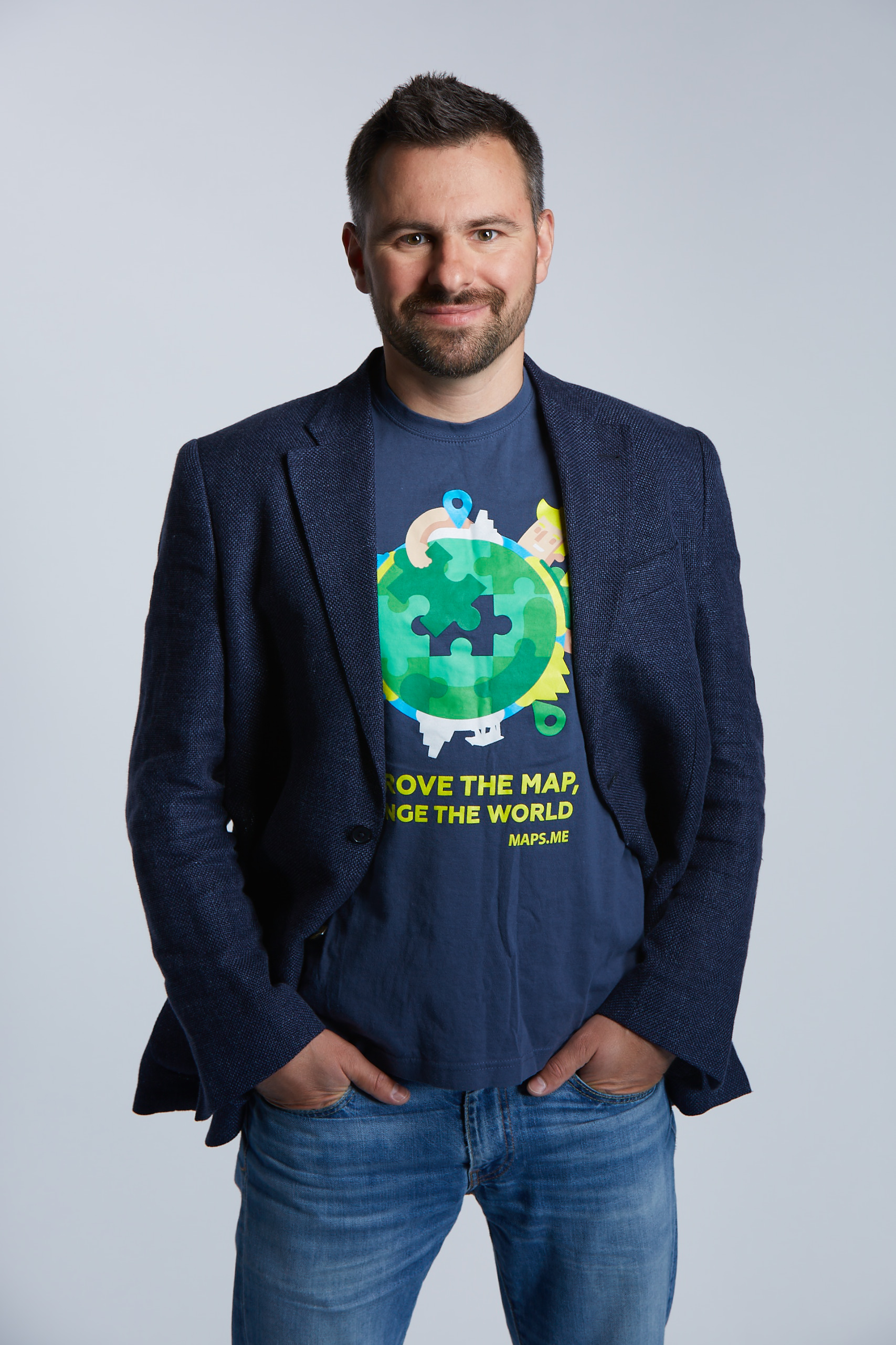 CEO of MAPS.ME